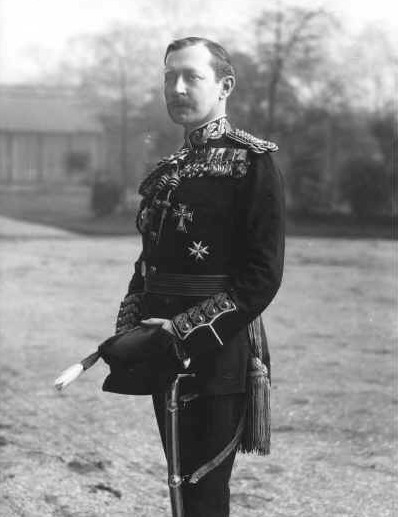 Image of Count Edward Gleichen in 1907