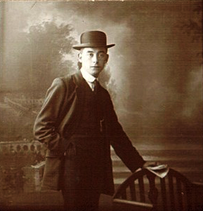 Photograph of Frank Crawshaw